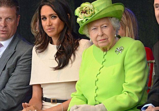 La reine est fan de Meghan !
