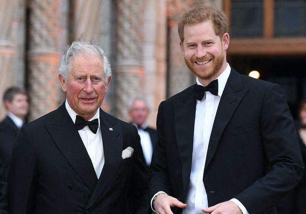 Pourquoi le prince Harry n'a pas pu parler à son frère et à son père seul à seul ?