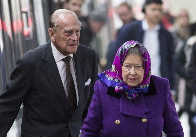 Pourquoi le prince Philip n'était-il pas présent à l'anniversaire de la reine ?