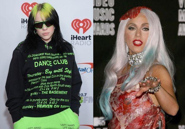Pourquoi les fans de Lady Gaga sont-ils en colère contre Billie Eilish ?