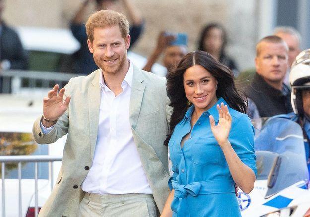 Pourquoi Meghan Markle et le prince Harry ne font plus vendre