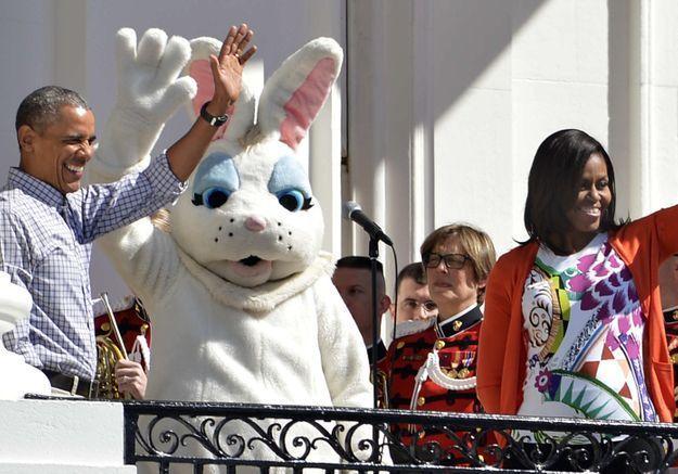 #PrêtàLiker : Barack Obama contraint de faire du sport après Pâques
