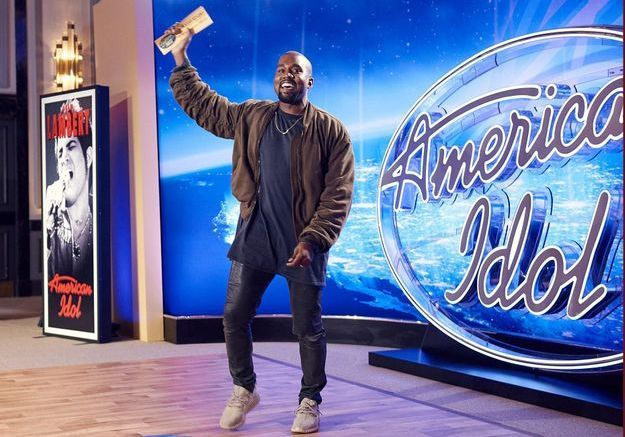 #PrêtàLiker : Kanye West passe les auditions d'American Idol