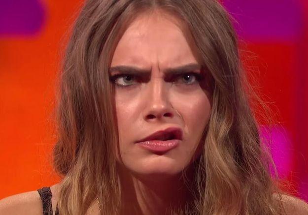 #PrêtàLiker : la bataille de sourcils de Cara Delevingne et Emilia Clarke