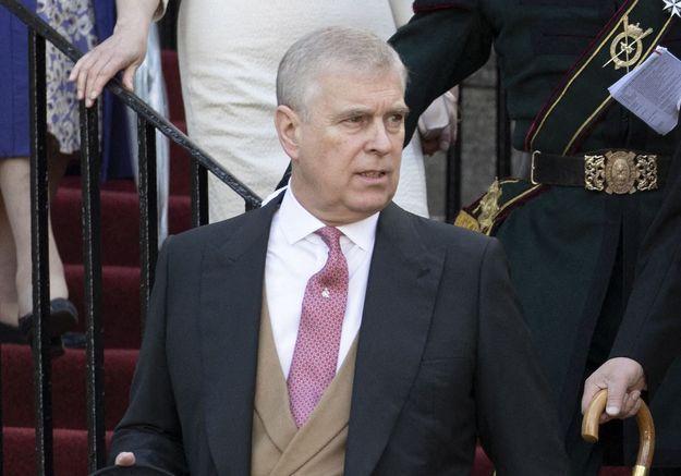 Prince Andrew : son accusatrice porte plainte contre lui aux États-Unis