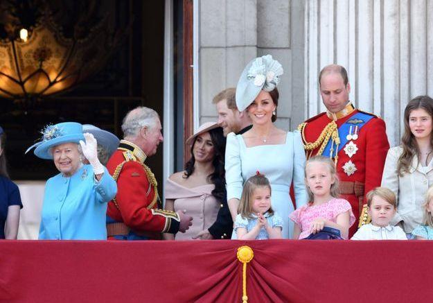 Accompagnés de leurs parents, les enfants ont regardé la cérémonie