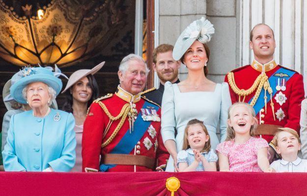 Toute la famille royale était au rendez-vous pour célébrer l'anniversaire de la reine