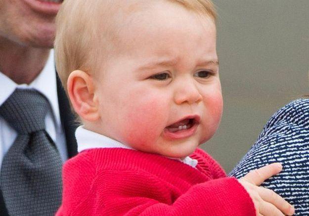A neuf mois, ses petites dents sont à croquer!