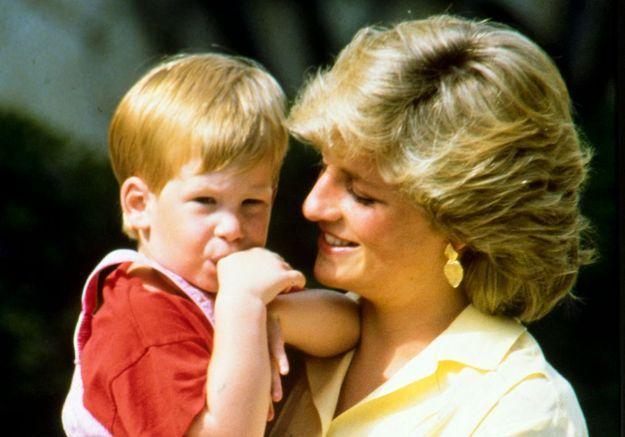Prince Harry : cette touchante attention pour la princesse Diana pour la fête des mères
