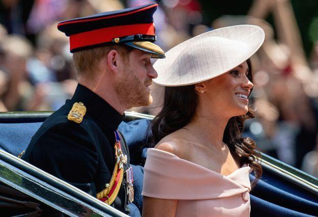 Le prince Harry et Meghan Markle étaient très amoureux