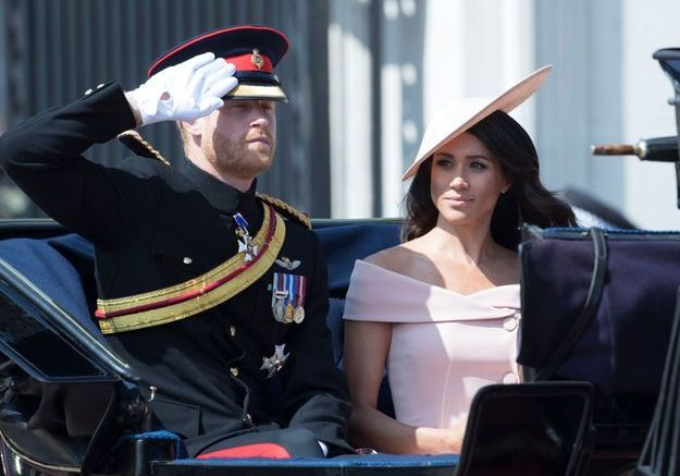 «Trooping the colour» célèbre chaque année l'anniversaire de la reine Elizabeth II