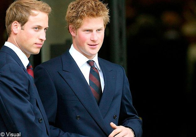 Prince Harry-Prince William : battle royale !