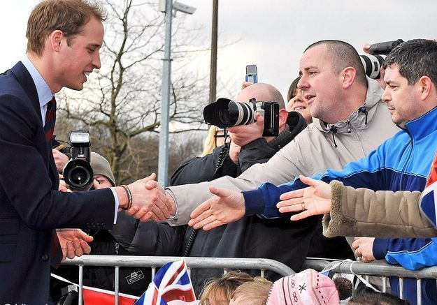Le plus populaire : le prince William