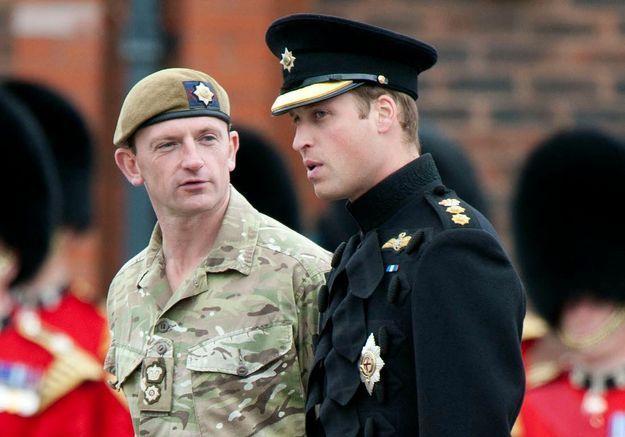 Prince William : son intervention pour aider un officier afghan