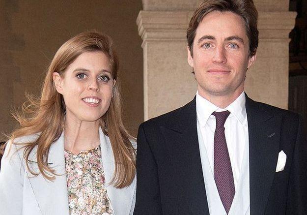 Princesse Béatrice : la déclaration de son mari pour leur premier anniversaire de mariage