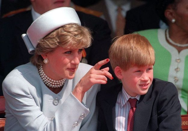 Princesse Diana : ce point commun qu'elle partageait avec Harry