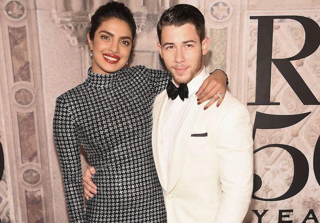 Priyanka Chopra et Nick Jonas : c'est officiel, ils sont mariés !