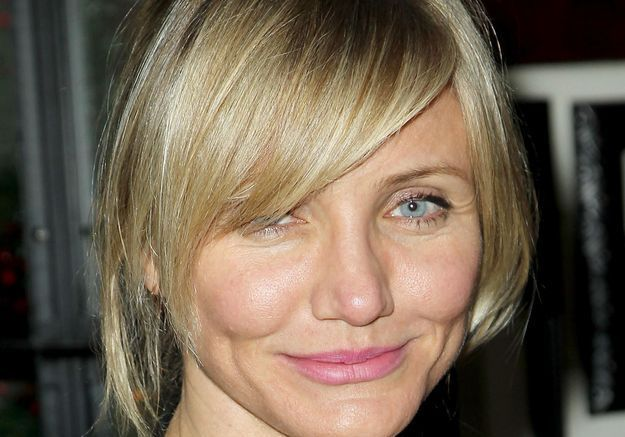 quand cameron diaz fait l apologie des poils pubiens elle. Black Bedroom Furniture Sets. Home Design Ideas