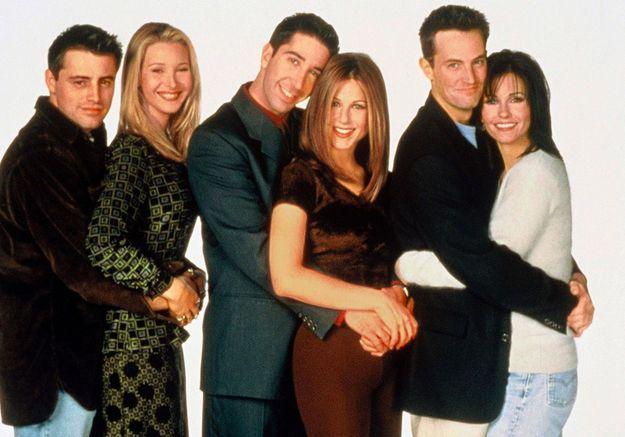 Quand ces deux anciens de « Friends » se croisent par hasard, émotion garantie