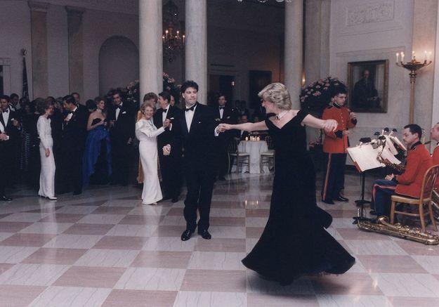 Quand John Travolta a dansé avec la princesse Diana : « Comme si c'était un conte de fées »