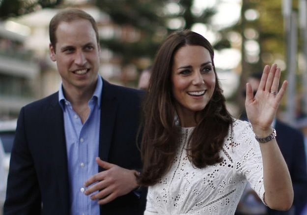 Quand Kate Middleton fait (presque) pleurer le prince William