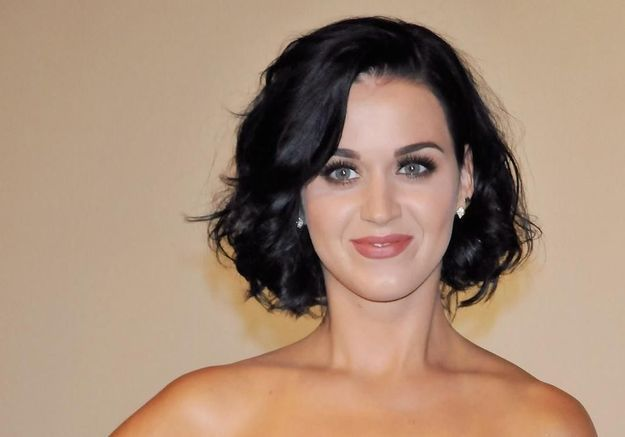 Quand Katy Perry chantait pour un groupe de metal
