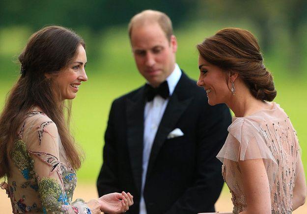 Qui est Rose Hanbury, la femme soupçonnée d'être la maîtresse du prince William ?