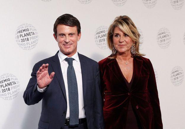 Qui est Susana Gallardo, la fiancée de Manuel Valls ?