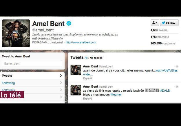 La Télé Amel Bent
