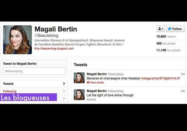 Les Blogueuses Magali