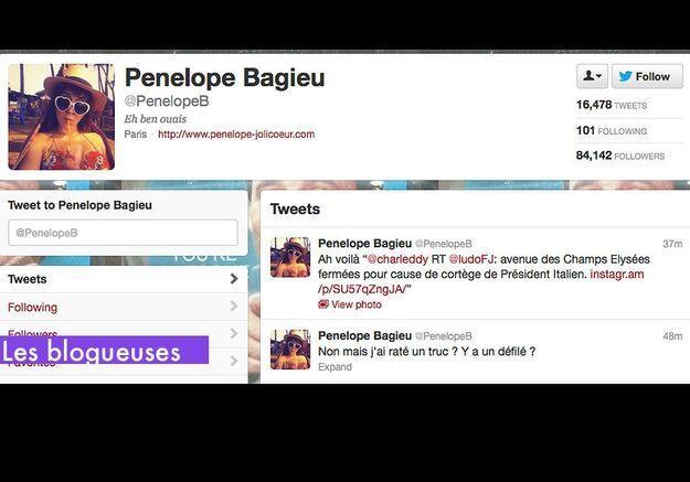 Les Blogueuses PenelopeB