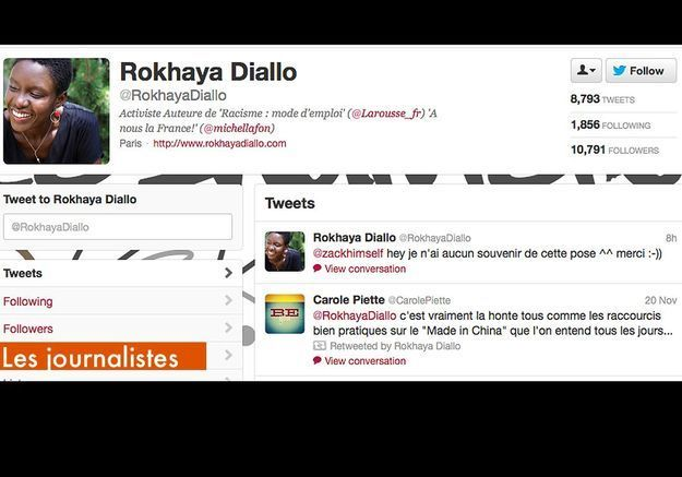 Les Journalistes Rokhayadiallo
