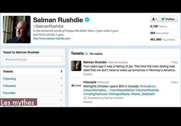 Les Mythes Salman Rushdie