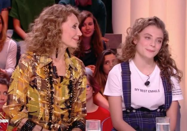 Quotidien : quand Marisa Berenson coache la gagnante de The Voice