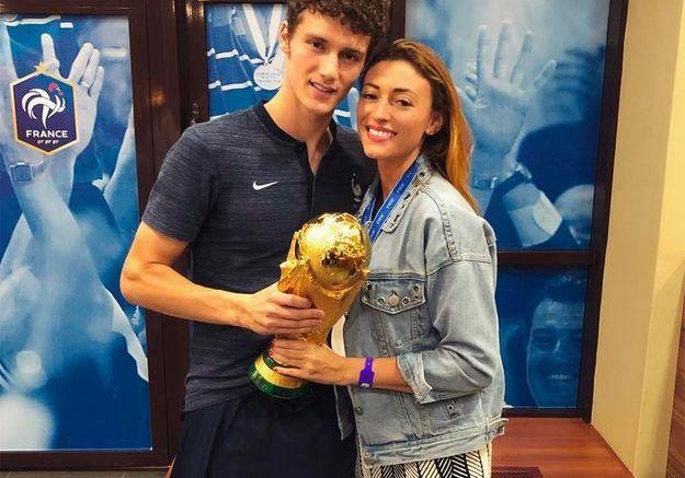 Avec son champion du monde