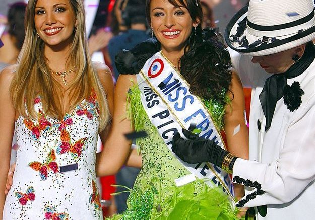 Son élection de Miss France