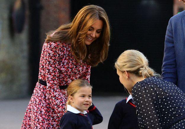 Rentrée scolaire : comment Kate Middleton s'organise pour ses enfants