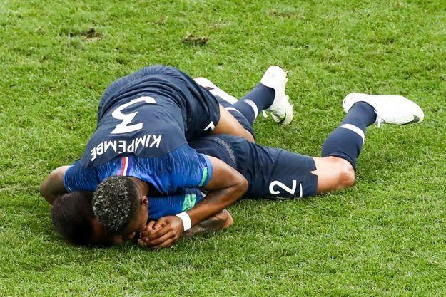 L'équipe de France est championne du monde