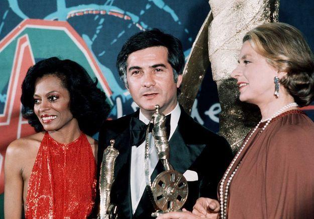 Ingrid Bergman et Diana Ross