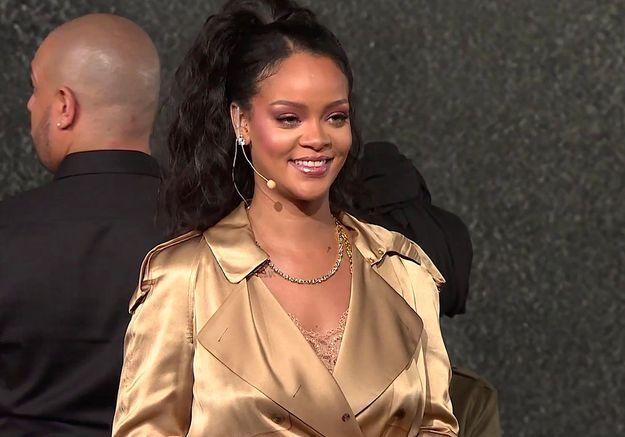 Histoire de rencontres de Rihanna