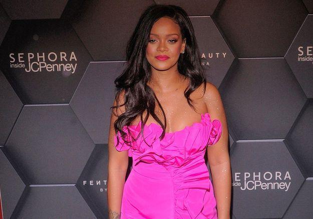 Rihanna devient officiellement ambassadrice de La Barbade