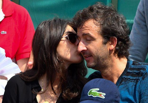 Cyril Eldin et Sandrine Calvayrac