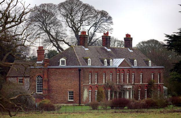 Une nouvelle résidence pour les Cambridge