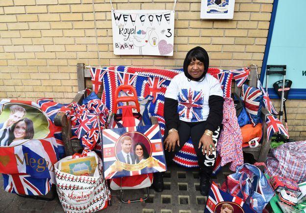 Confortablement installés, ils attendent de rencontrer le troisième royal baby
