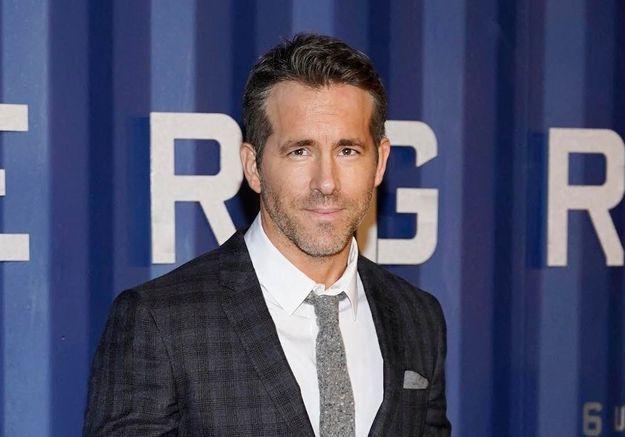 Ryan Reynolds : son émouvante anecdote à propos de son grand-père