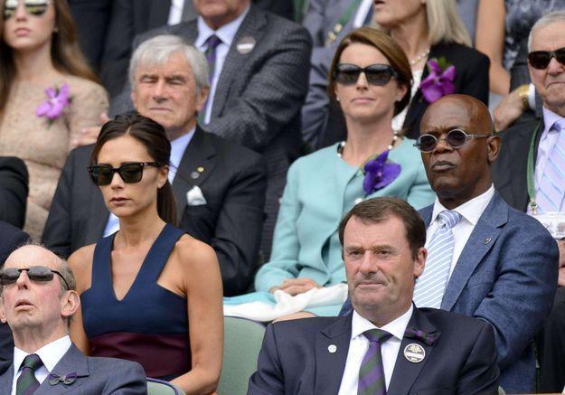 Samuel L. Jackson dément les rumeurs de brouille avec Victoria Beckham