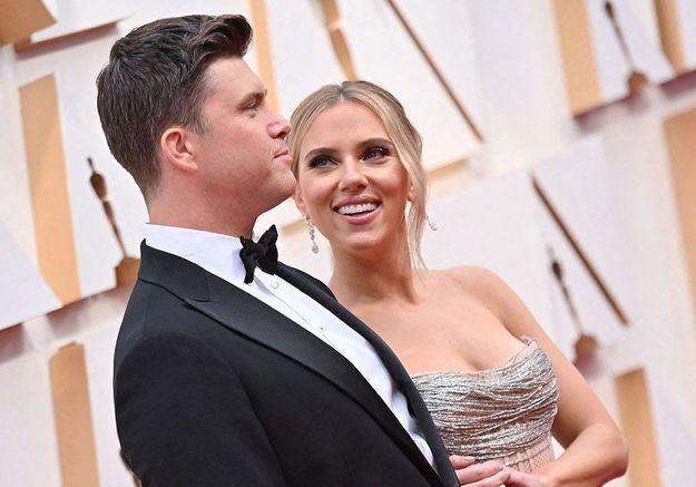 Scarlett Johansson : son mari confirme qu'elle est enceinte