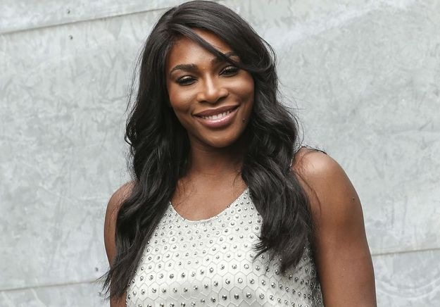 Serena Williams enceinte de son premier enfant !