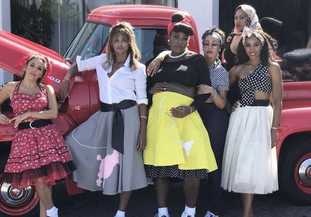 Serena Williams : sa baby shower très glamour