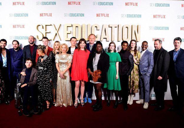 Sex Education : deux acteurs de la série sont en couple dans la vie !